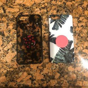 iPhone 8 Plus Phone Case Bundle